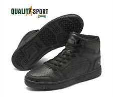 Puma Rebound Layup Nero Scarpe Shoes Uomo Sportive Sneakers 369573 11 2020