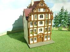 VOLLMER Stadthaus mit Ladenzeile Ausstattung BELEUCHTET Spur N A522
