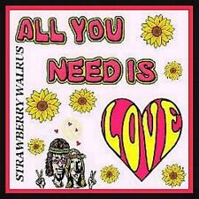 Beatles Tribute All You Need Is Love cd Album by Strawberry Walrus