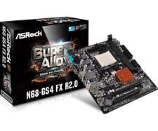 ASRock N68-GS4 FX R2.0 - mATX Motherboard for AMD Socket AM3+ CPUs