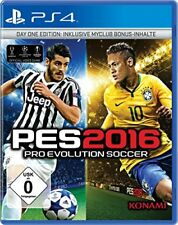 Konami PES 2016 Ps4 Basic Playstation 4 tedesca inglese Videogioco S367712