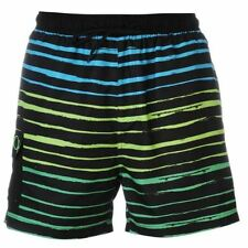 Polyester Striped Big & Tall Board Shorts for Men