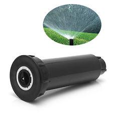 """1/2"""" Pop up Sprinklers 25-360 degree Adjustable Plastic Lawn Irrigation Watering"""