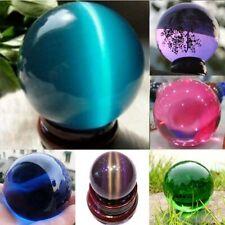 Lot Sphere Reiki Natural Healing Gemstone Stone Magic Crystal Quartz Ball