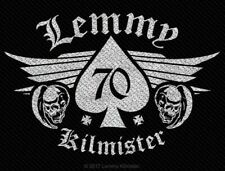 LEMMY 70  patch -MOTORHEAD