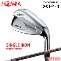 2019 Honma Golf Japan T//WORLD XP-1 Single Iron (#4/5/11/S) VIZARD43  19at