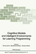 Cognitive Models and Intelligent Environments for Learning Programming (Nato AS
