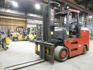 Taylor Model TC-200, 20,000#, 20000# Heavy Duty, Cushion Tired Forklift