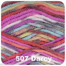 Sirdar Snuggly Baby Crofter Chunky Knitting Yarn Shade 0507 Darcy 50g Ball