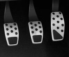 2017 New Jeep Compass Mopar Stainless Steel Pedal Covers 82214268