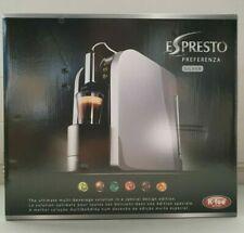 ESPRESTO PREFERENZA KAPSELMASCHINE, KAFFEEMASCHINE - K-Fee - Silver - 4S01