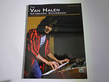 *    TH VAN HALEN KEYBOARD  SONGBOOK -chords