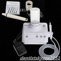 W/ Liquid Dosing Bottles Dental Ultrasonic Scaler Handpiece fit EMS Woodpecker
