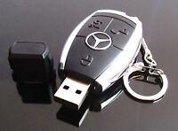 Car Key 8GB USB 2.0 Flash Drive Memory Stick Pendrive Gift S