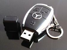 Car Key 8GB USB 2.0 Flash Drive Memory Stick Pendrive Gift S