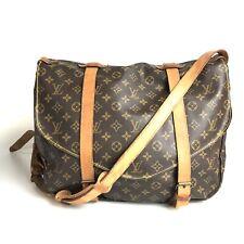Louis Vuitton Monogram Saumur GM shoulder bag M42252 Used 1277-10N10