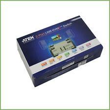 Aten CS1732B 2-port USB KVMP switch - new & warranty