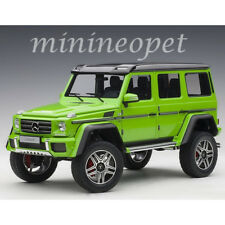 AUTOart 76315 MERCEDES BENZ G 500 4 x 4 2 1/18 MODEL CAR ALIEN GREEN