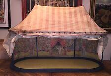 Antique Schoenhut Humpty Dumpty Circus Tent - Jumbo Size - Rare!