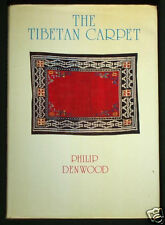 BOOK Tibetan Carpet oriental weaving textile art tribal rug art Chinese saddle