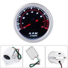 Vacuometer Bar Boost PSI Boat Instrument Car Gauge LED Backlight Motormeter