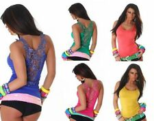 Camisas y tops de mujer blusa de viscosa/rayón talla M
