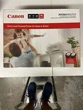 Canon Pixma MG2522  Inkjet Printer Scanner and Copier  NEW  FREE SHIPPING