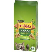 Friskies® Indoor Delights® Cat Food - Hairball Control Adult 2.8kg 6..3 lb