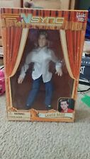 Nsync marionette doll Lance Bass