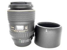 105mm Nahaufnahmen Lupenobjektiv Vergrößerungsobjektiv 1:2.8 Tokina für Nikon