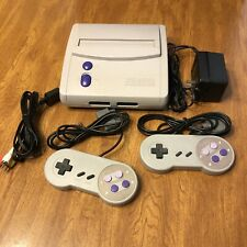 Nintendo Super NES Jr / Mini Console includes 2 controllers