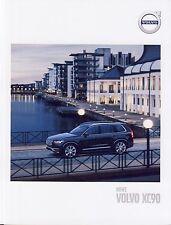 MY 2017 Volvo XC90 2016 catalogue brochure