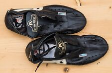 NOS! SCARPE Form sport 37 VINTAGE LEATHER CYCLING SHOES chaussures SCHUHE