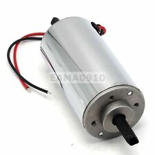 400w 12000RPM Chrome CNC 400W Air Cool Brush Spindle Motor