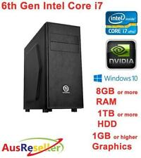 Intel Core i7 6th Gen. 8GB 3.00-3.49GHz PC Desktops