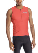 ZOOT - Men's Active Mesh Tri Tank - Zoot Red - Small