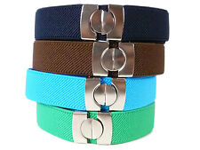 Kids Belts/Childrens Belts. Boys & Girls adjustable Elasticated Belts 1-11 Years