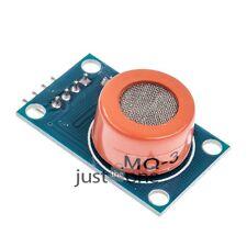 Alcohol Ethanol Sensor Breath Gas Detector Ethanol Detection MQ-3 for Arduino