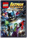 LEGO Batman: The Movie - DC Super Heroes Unite (DVD, 2013)