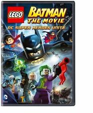 LEGO Batman: The Movie - DC Super Heroes Unite DVD, 2013 NEW
