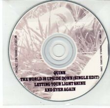 (DG133) Quinn, The World is Upside Down - 2006 DJ CD