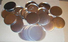 "25- 2 1/4"" Badge-A-Minit Sized Button Machine Parts Use Only w/ Badge-A-Minite"