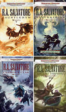 Neverwinter Series Forgotten Realms Drizzt Saga Collection Set 1-4 RA SALVATORE