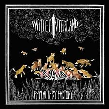 WHITE entroterra/phylactery Factory-VINILE LP