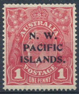 Australia Stamps optd N.W.Pacific Islands -New Guinea 1918- Un NH - SG 67a Die I