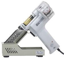 S-998P Electric Vacuum Double-Pump Solder Sucker Desoldering Gun Soldering Iron