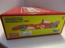 STUDIO27 1/20 FERRARI F2004 JAPANESE GP 2004 MULTIMEDIA KIT  ST27 FR2003 18800