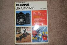 New listing Olympus Slr Cameras-by Carl Shipman (Hp Books)0-89586-