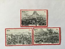 1979 South Africa Nice Stamps Set . SC 519-521