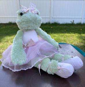 "Bearington Bears JULIETTE PIROUETTE #143202 10"" Plush Ballerina, Pink Tutu NWT"